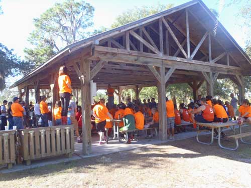 Orienteering Awards Ceremony